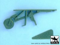 A32002 1/32 Focke-Wulf FW 190 D-9 tail wheel