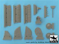 A48003 1/48 Pfalz D.III A detail set