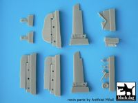 A48004 1/48 Focke-Wulf FW 190 A detail set Blackdog