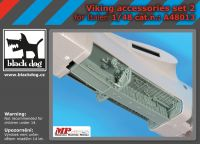 A48013 1/48 Viking accessories set N°2