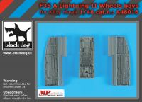A48016 1/48 F 35 A Lighting II wheels bays
