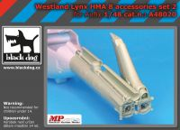 A48020 1/48 Westland Lynx HMA8 accessories set N°2