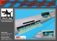 A48027 1/48 Grumman OV 1D Mohawk electronic big set