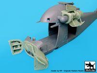 A48030 1/48 SH-2 G Super Seasprite big set Blackdog