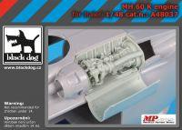 A48037 1/48 MH-60 K engine