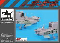 A48041 1/48 AH-64 D electronic 1