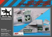 A48043 1/48 AH-64 D electronic 2