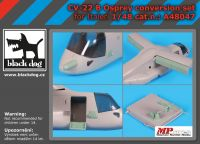 A48047 1/481 CV-22 B Osprey conversion set