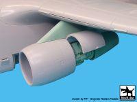 A48048 1/48 Viking engine Blackdog