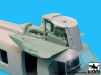 A48065 1/48 CH-46 Bull Frog set 1 Blackdog