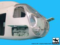 A48070 1/48 MH-53 E Sea Dragon electronics Blackdog