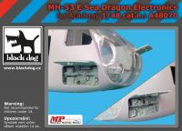 A48070 1/48 MH-53 E Sea Dragon electronics