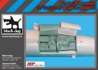 A48072 1/48 F-16 C electronics