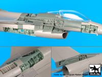 A48081 1/48 F-16 C big set Blackdog