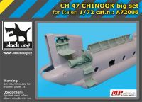 A7206 1/72 Ch -47 Chinnok big set