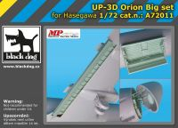 A72011 1/72 UP-3 D Orion big set