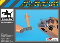 A72012 1/72 MH-53 J electronic+tail