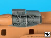 A72013 1/72 MH-53 J engine Blackdog