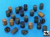 T72025 1/72 Barrels accessories set Blackdog