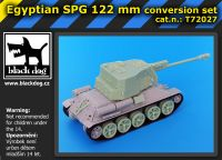 T72027 1/72 egyptian SPG 122 mm
