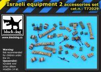 T72029 1/72 Israeli equipment 2 Blackdog
