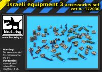 T72030 1/72Israeli equipment 3 Blackdog