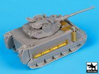 T72035 1/72 IDF M113 Experimental complete kit Blackdog