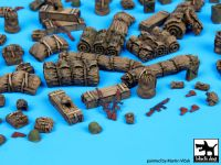 T72038 1/72US WW II equipment Blackdog