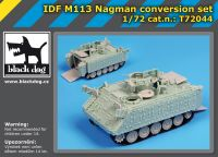 T72044 1/72 IDF M113 Nagmas conversion set