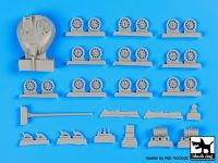 T72060 1/72 T-55A conversion set Blackdog