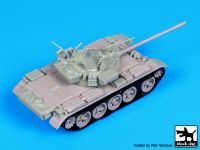 T72062 1/72 Tiran 4 Blackdog