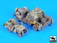 T72065 1/72 British SAS jeep - chevrolet SAS Blackdog