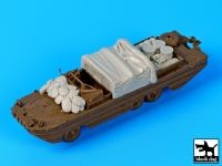 T72069 1/72 DUKW accessories set Blackdog