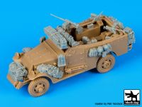 T72074 1/72 M 3 Scout car accessories set Blackdog