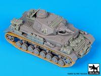 T72075 1/72 Pz. Kpfw IV F1 Blackdog