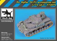 T72075 1/72 Pz. Kpfw IV F1