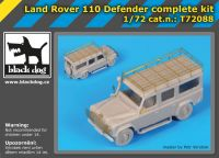 T72088 1/72 Land Rover110