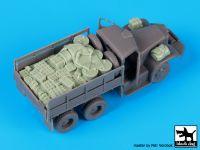 T72089 1/72 T 968 Cargo Truck accessories set Blackdog