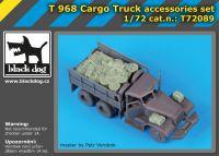 T72089 1/72 T 968 Cargo Truck accessories set