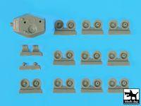 72098 1/72 T 34/85 factory 122 model 1945 conversion set Blackdog