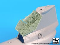 A72068 1/72 Ch-46 D rear engine Blackdog