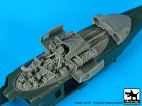 A72078 1/72 NH 90 NFH Navy engine Blackdog