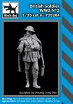 F35204 1/35 British soldier WW I N°3