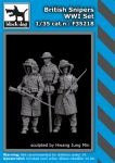 F35218 1/35 British snipers WW I set