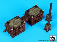 S350004 1/350 House N°2 Blackdog