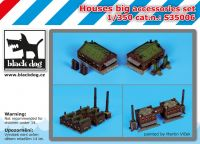 S35006 1/350 Houses big accessories set