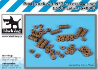 S700003 1/700 Port dock set N°3