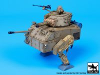 SFT72001 XP-M4 Sherman army vers Little John Blackdog