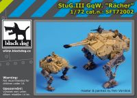 SFT72002 Stug III Gqw