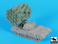 T72109 1/72 Framefascine for Churchill Mk IV Blackdog